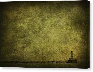 Weathering Storms Canvas Print by Andrew Paranavitana