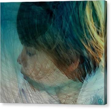 Weave Of Memories Canvas Print by Gun Legler