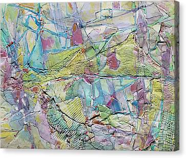 Web Of Life Canvas Print