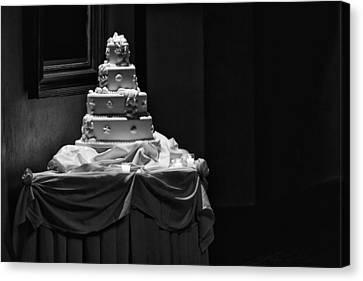 Wedding Cake Canvas Print