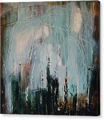 Weep Canvas Print by Lauren Petit