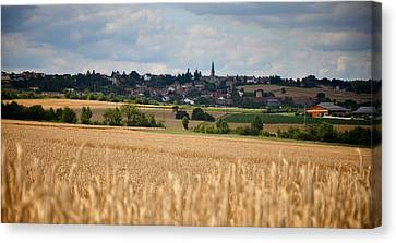 Weilerbach Germany Canvas Print