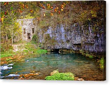 Welch Spring 1 Canvas Print by Marty Koch