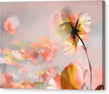 Welcome Summer Canvas Print by Alfonso Garcia