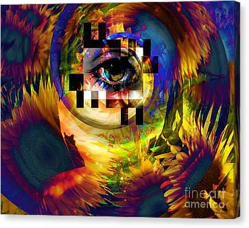 Welcome To 3rd Annex Canvas Print