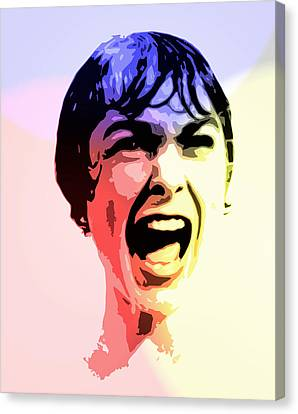Welcome To Bates Motel Canvas Print by Steve K