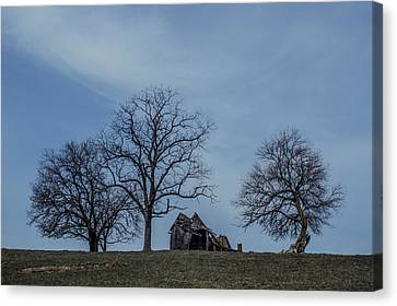 We'll Stay Til The Very End  Canvas Print by Off The Beaten Path Photography - Andrew Alexander