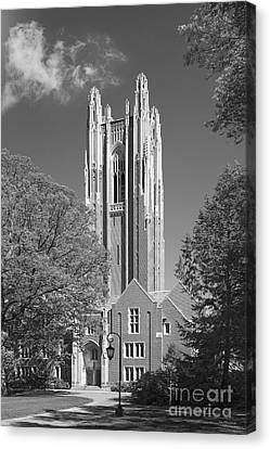 Wellesley College Green Hall Canvas Print by University Icons