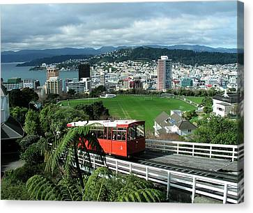 Wellington Canvas Print by David and Mandy