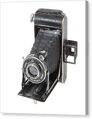 Welta Garant German Camera Canvas Print by Paul Cowan