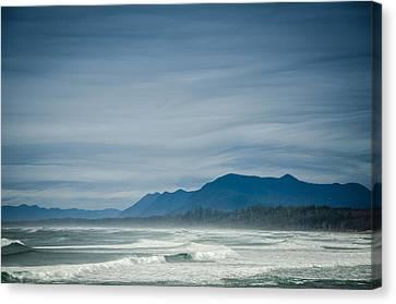 West Coast Exposure  Canvas Print