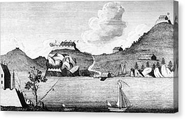 West Point, C1781 Canvas Print by Granger