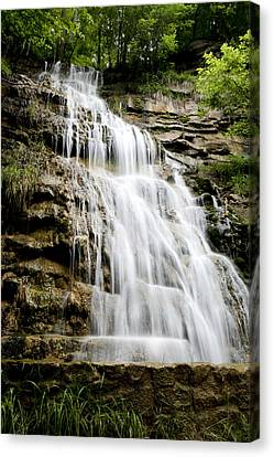 West Virginia Waterfall Canvas Print by Robert Camp