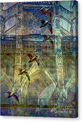 Westminster Cathedral Canvas Print