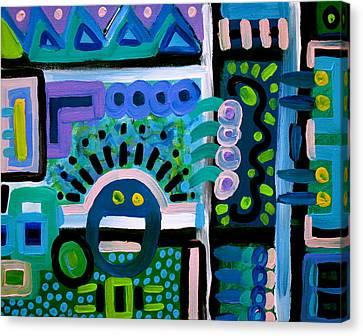 Whaaat Canvas Print