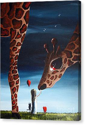 What Matters Most By Shawna Erback Canvas Print
