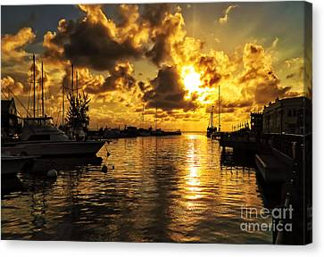 What Tomorrow May Bring Canvas Print by GIStudio Photography