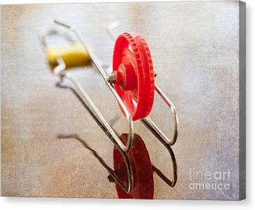 Wheelo Canvas Print by Kay Pickens