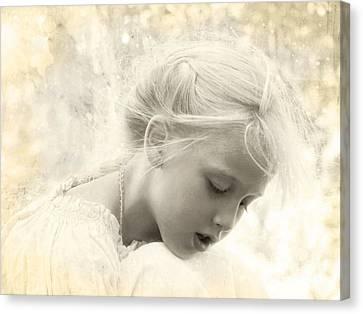 When Dreams Come True Canvas Print by Ellen Cotton