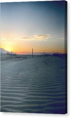 When I Needed You Most Canvas Print by Laurie Search