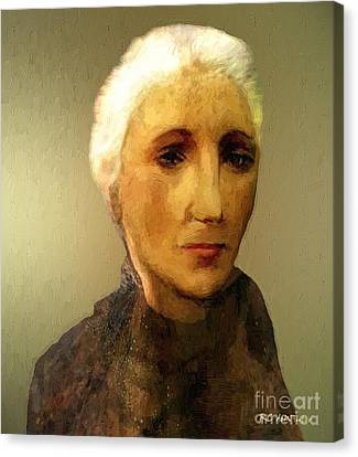 When I'm Sixty-four Canvas Print by RC DeWinter