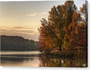When Morning Arrives Canvas Print by Jeff Burton