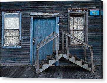 Where Do We Go From Here? Canvas Print by Chuck De La Rosa