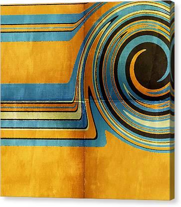 Whirlwind Canvas Print by Bonnie Bruno