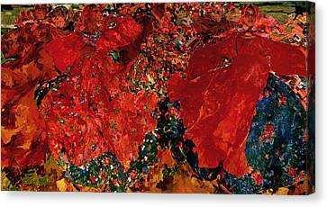 Whirlwind Canvas Print by Mountain Dreams