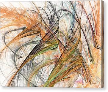 Whisper Canvas Print by Betsy Knapp