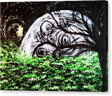 Whispering Fairytales Canvas Print
