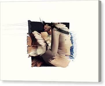 Whispers Canvas Print by Panda Gunda