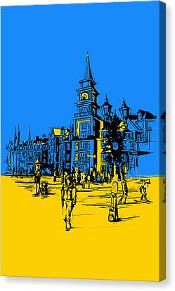 Whistler Art 002 Canvas Print by Catf