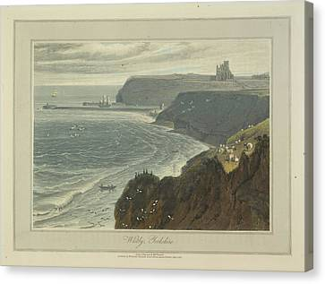 Whitby Canvas Print by British Library