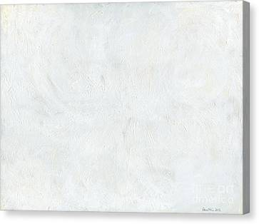 White Color Of Energy Canvas Print by Ania Milo