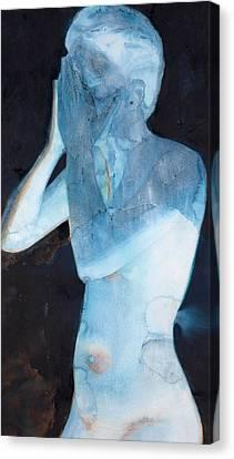 White Lights I Canvas Print by Graham Dean