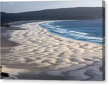 White Sands  Canvas Print by Aidan Moran