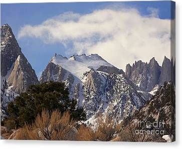 Whitney Portal - California Canvas Print by Glenn McCarthy Art and Photography