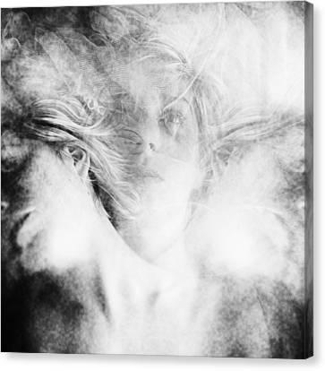Who Am I Canvas Print by Anca Magurean