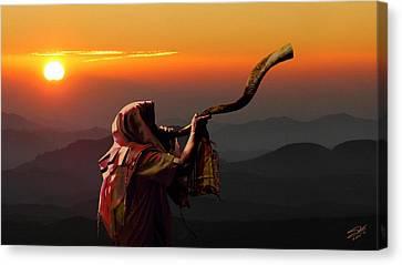 Atonement Canvas Print