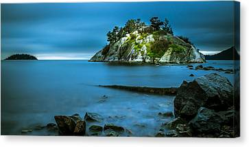 Whyte Islet 2 Canvas Print