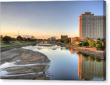 Wichita Canvas Print by JC Findley