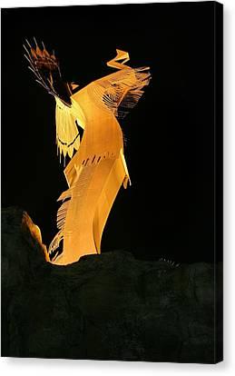 Wichita Nights Canvas Print by JC Findley
