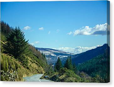 Wicklow Mountains Canvas Print by AMB Fine Art Photography