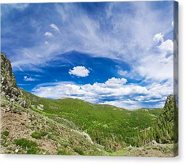 Wide Open Spaces Canvas Print by Mark Andrew Thomas
