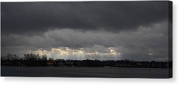 Wide View Canvas Print by Dennis James