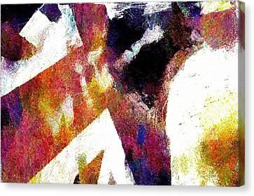 Wiggo's Flag Canvas Print by Wheely Art