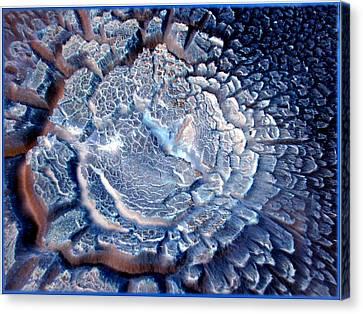 Wild Blue Yonder Canvas Print