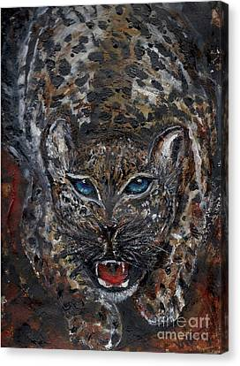 Wild By Nature Canvas Print