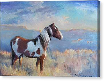 Wild Domain Canvas Print by Gwen Carroll